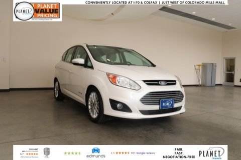 Pre-Owned 2013 Ford C-Max Hybrid SEL