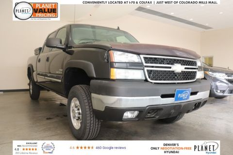 Pre-Owned 2007 Chevrolet Silverado 2500HD Classic LT