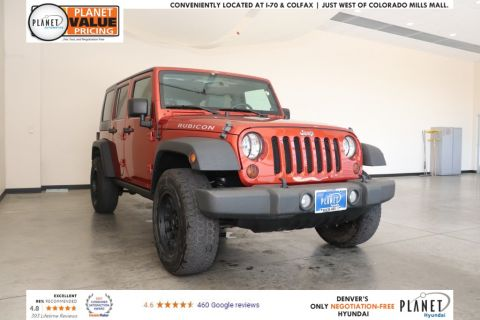 Pre-Owned 2009 Jeep Wrangler Unlimited Rubicon