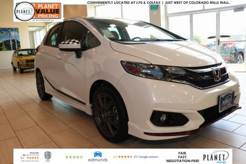 Pre-Owned 2018 Honda Fit Sport