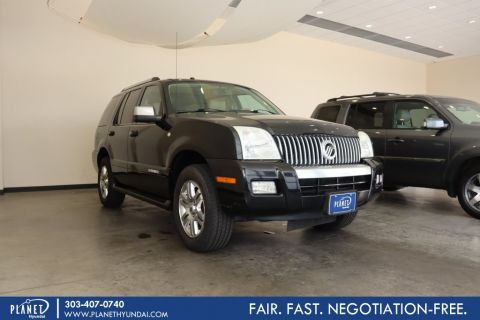 Pre-Owned 2008 Mercury Mountaineer Premier