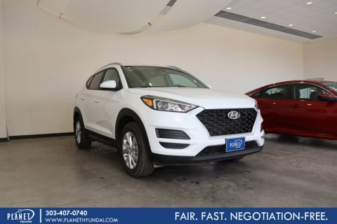 Pre-Owned 2020 Hyundai Tucson Value