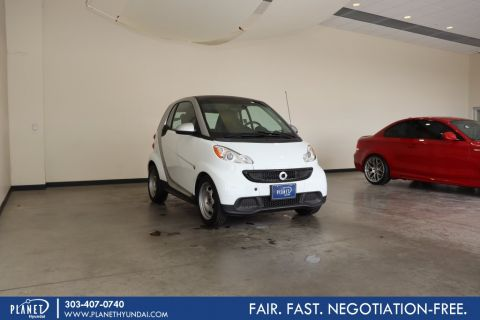 Pre-Owned 2013 smart Fortwo Pure