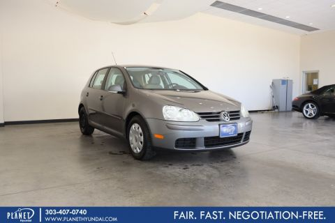 Pre-Owned 2008 Volkswagen Rabbit S